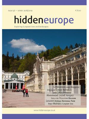 hidden europe no. 56 (winter 2018/2019)