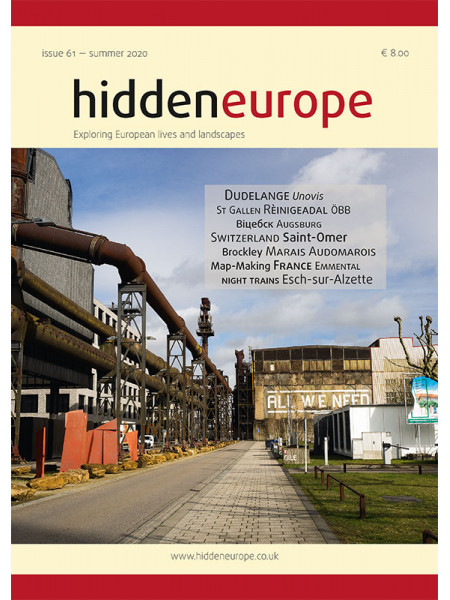 hidden europe no. 61 (summer 2020)