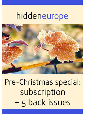 Pre-Christmas sale: 1 year subscription + 5 issues